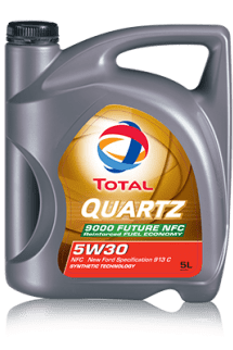 Моторное масло TOTAL QUARTZ 9000 FUTURE NFC 5W-30