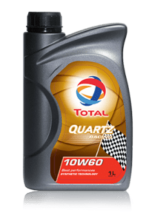 Моторное масло TOTAL QUARTZ RACING 10W-60