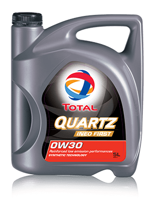 Моторное масло TOTAL QUARTZ INEO FIRST 0W-30