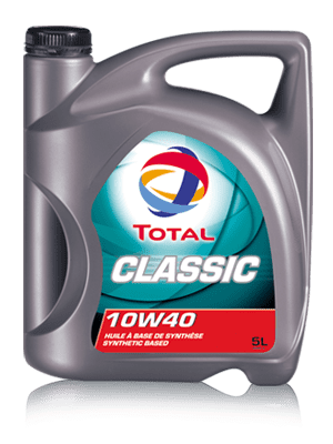 Моторное масло TOTAL CLASSIC 10W-40